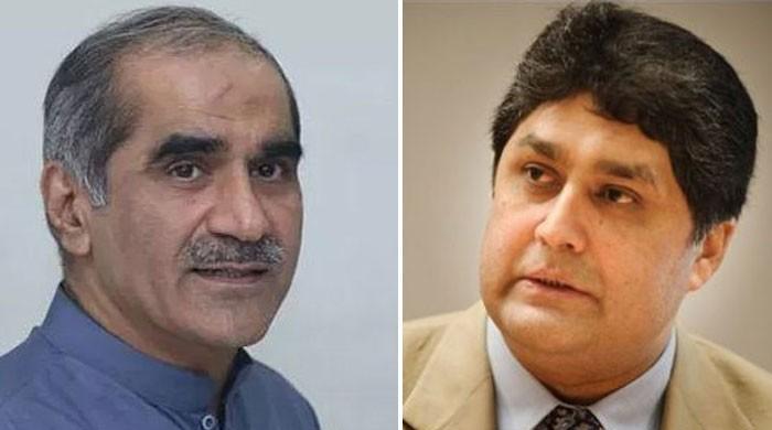 لاہور کیمپ جیل میں فواد حسن فواد کی بیرک کے باہر آتشزدگی، سعد رفیق بھی زخمی