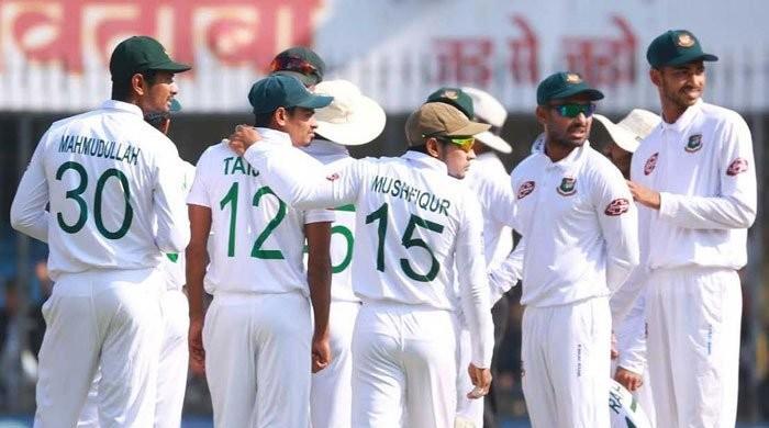بنگلادیشی کرکٹ ٹیم کا پاکستان میں 2 مرحلوں میں ٹیسٹ کھیلنے کا امکان