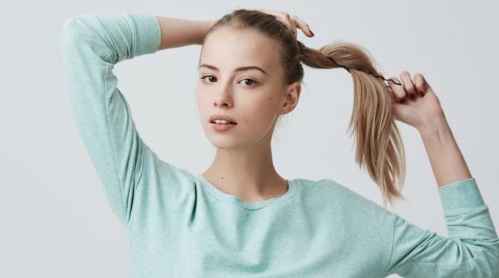 بالوں کو کَس کر باندھنے والی خواتین یہ ضرور پڑھیں
