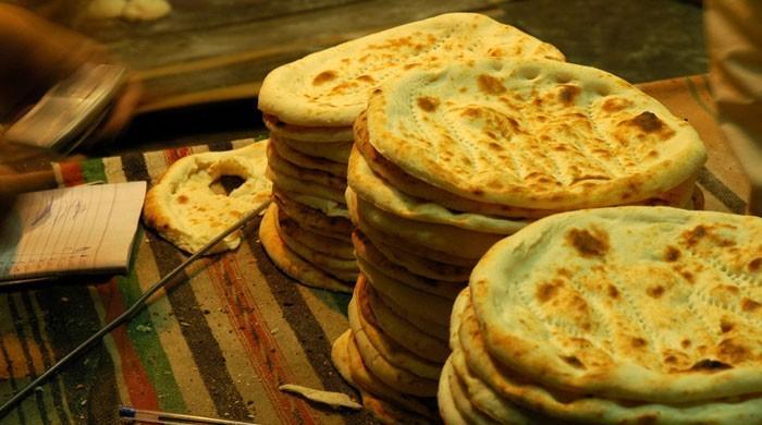 کراچی میں چپاتی اور نان کا وزن اور نئی قیمت مقرر