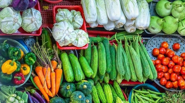 گھر بیٹھے سبزی اور پھل منگوانے کے لیے ایپ متعارف