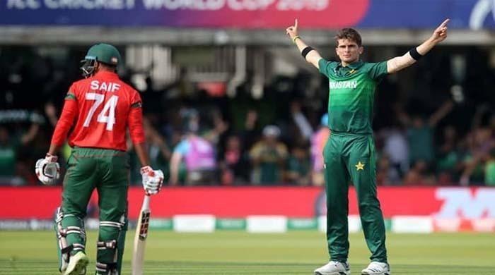 بنگلا دیش کے خلاف ٹی ٹوئنٹی سیریز کیلئے قومی ٹیم کا اعلان