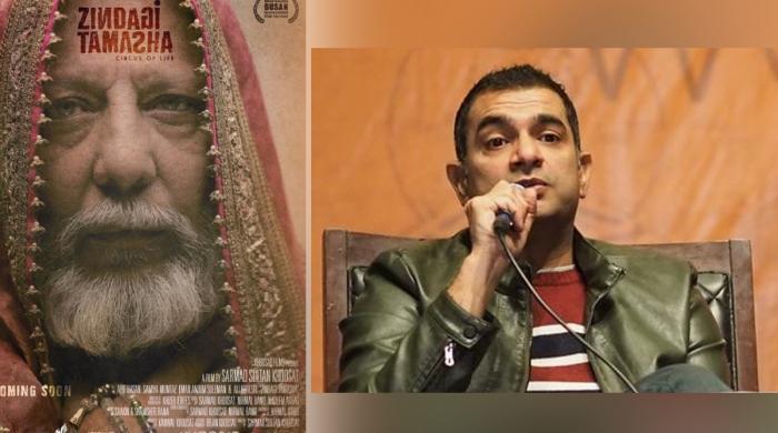 سرمد کھوسٹ نے 'زندگی تماشا' کی ریلیز کیلیے حکومت سے مدد مانگ لی