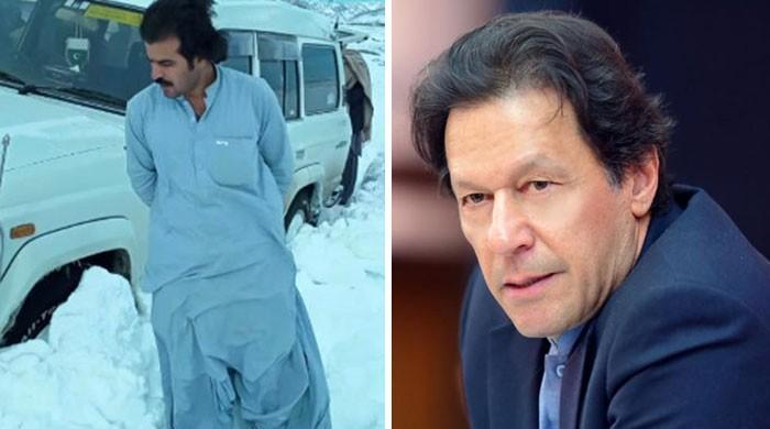 پوری قوم کو سلیمان خان کی بہادری پر فخرہے، وزیراعظم عمران خان