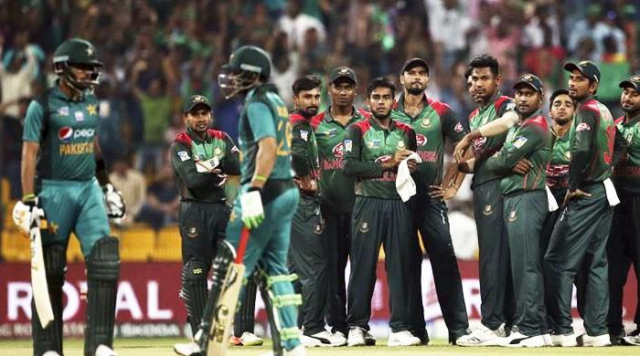 پاکستان کے خلاف ٹی ٹوئنٹی سیریز کیلئے بنگلادیش کرکٹ ٹیم کا اعلان