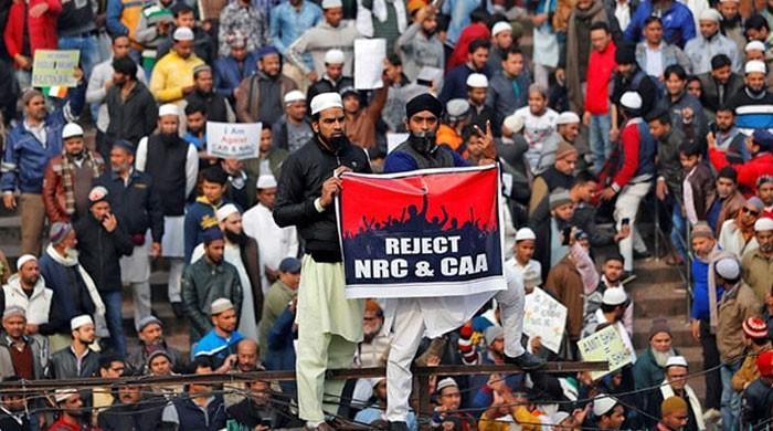 مقبوضہ کشمیر کے بعد نئی دہلی میں بھی نیشنل سیکیورٹی ایکٹ نافذ