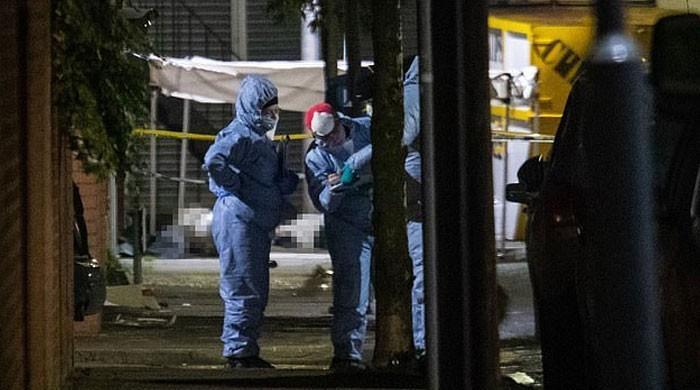 لندن میں چاقو کے وار سے 3 افراد قتل