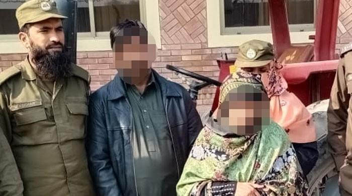 قصور میں لڑکی کی فروخت کا منصوبہ ناکام، میاں بیوی گرفتار