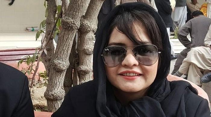 ویمن ڈیموکریٹک فورم بلوچستان کی صدر جلیلہ حیدر کو بیرون ملک جانے سے روک دیا گیا