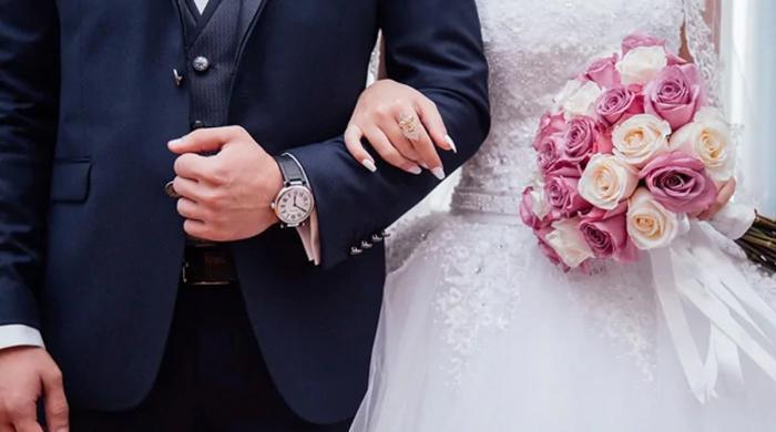 دلہن کا شادی میں آنے والے مہمانوں سے داخلہ فیس لینے کا مطالبہ