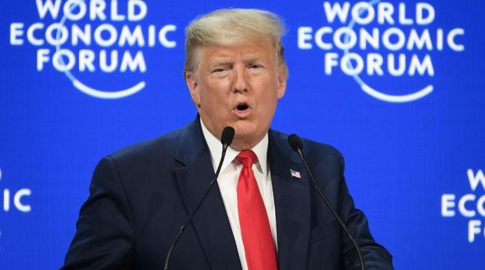 ٹرمپ نے ماحولیاتی تحفظ کیلئے آواز اٹھانے والوں کو' تباہی کا پیامبر' قرار دیدیا