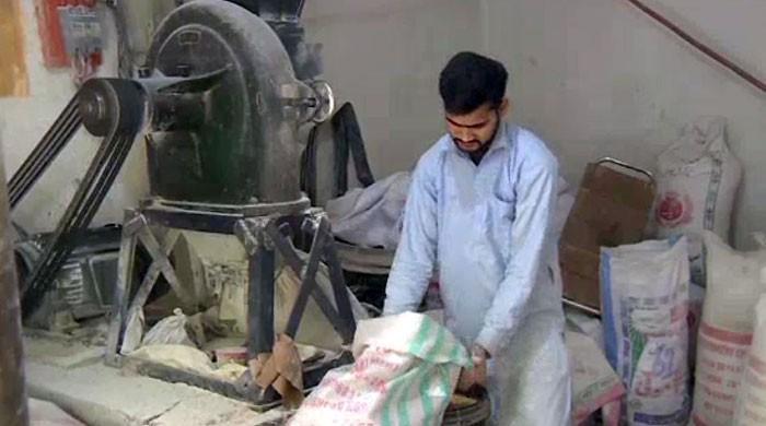 لاہور میں آٹے کی چکیاں بند کرنے کا اعلان