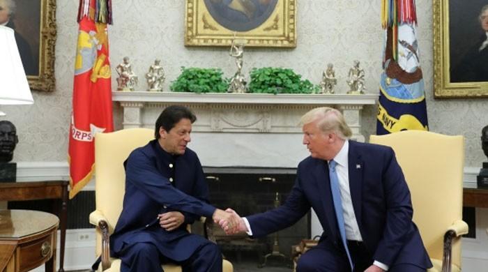 'امریکی صدر نے جلد پاکستان کا دورہ کرنے کی یقین دہانی کرا دی'