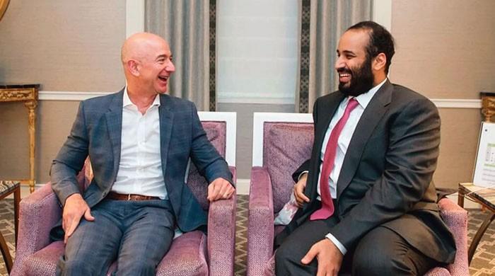 شہزادہ محمد بن سلمان کی جانب سے بھیجی گئی ویڈیو پر دنیا کے امیر ترین شخص کا فون ہیک