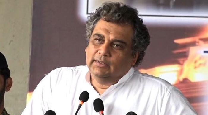 علی زیدی نے اکتوبر 2019 میں پابندی کے باوجود گندم کی برآمد پر سوال اٹھادیا