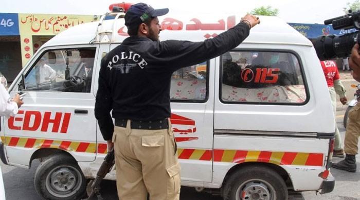 کراچی کے مختلف علاقوں میں فائرنگ سے 4 افراد جاں بحق