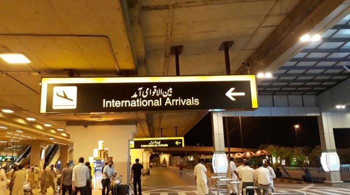 کورونا وائرس چین سے پاکستان منتقلی کا خطرہ، ائیرپورٹس پر خصوصی کاونٹرز  کے قیام کا فیصلہ