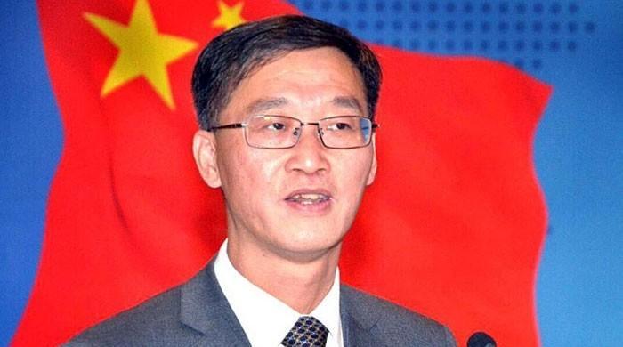 امریکا عالمی تھانیدار نہ بنے: چین نے سی پیک پر امریکی الزامات مسترد کردیے
