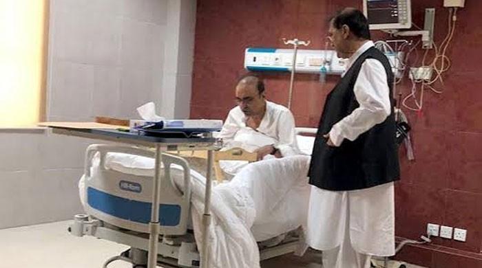 آصف علی زرداری کی صحت سے متعلق رپورٹ سامنے آگئی
