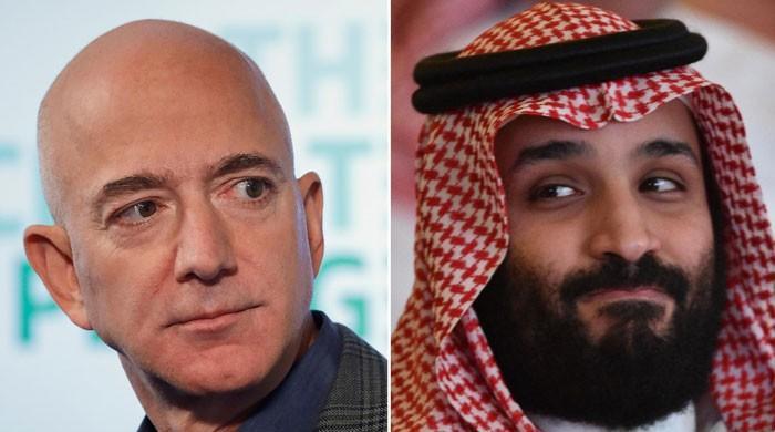جیف بیزوس کی موبائل ہیکنگ میں شہزادہ سلمان کے ملوث ہونے کا شبہ