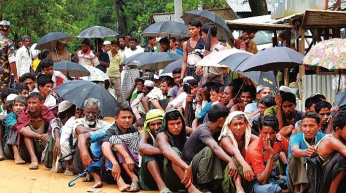 میانمار روہنگیا مسلمانوں کی نسل کشی روکے :عالمی عدالت انصاف