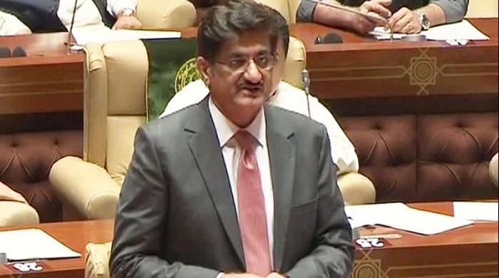 صوبے میں وہی پولیس افسر رہے گا جو ہماری پالیسی پر چلے گا، وزیراعلیٰ سندھ