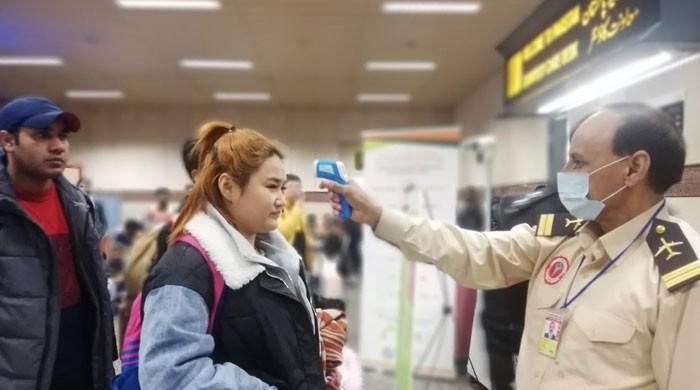 حکومت نے کورونا وائرس کی تشخیص کیلئے بین الاقوامی لیبارٹریز سے رابطہ کرلیا