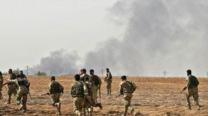شام: ادلب میں شامی فوج پر حملے میں 40 اہلکار ہلاک، متعدد زخمی