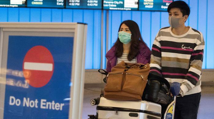 کورونا وائرس پھیلنے کا خدشہ: پاکستان میں چینی ائیر لائن کی سروس معطل
