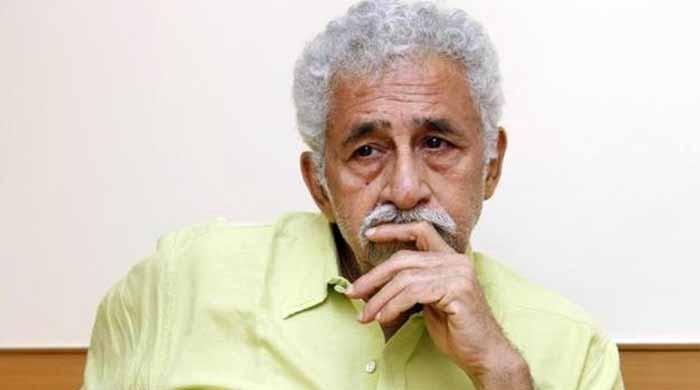 بھارت کے متنازع قانون کیخلاف بات کرنے پر نصیر الدین شاہ کو تنقید کا سامنا