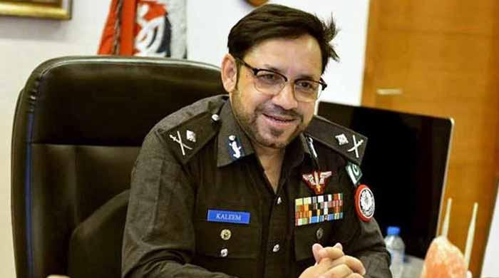 آئی جی سندھ کا تبادلہ وفاقی کابینہ کی منظوری سے مشروط