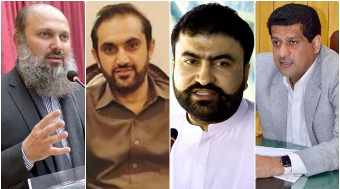 اسپیکر بلوچستان اسمبلی وزیراعلیٰ سمیت اپنی پارٹی رہنماؤں کیخلاف تحاریک استحقاق لے آئے