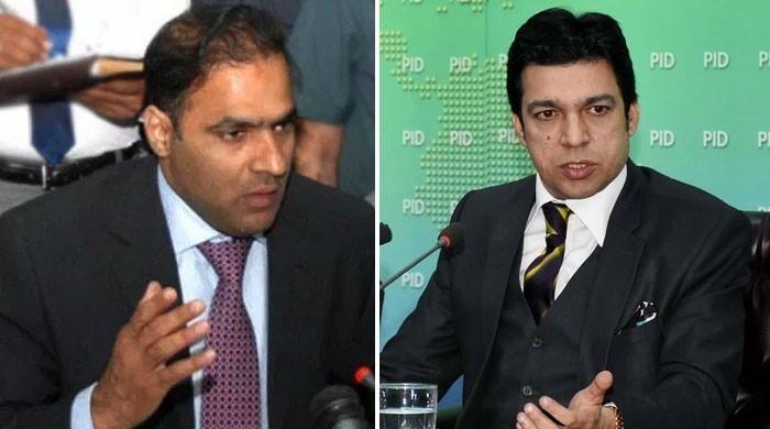 عابد شیرعلی نے فیصل واوڈا کیخلاف برطانوی نیشنل کرائم ایجنسی میں شکایت درج کرادی
