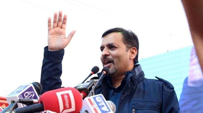 مصطفیٰ کمال کا پیپلز پارٹی کے گڑھ میں جلسہ، سندھ کی تقسیم کی مخالفت