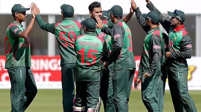 شکریہ بنگلہ دیش!