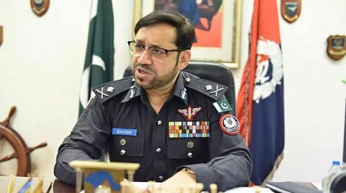 آئی جی سندھ کی ایس پی عمر کوٹ اعجاز شیخ کے خلاف کارروائی کی سفارش