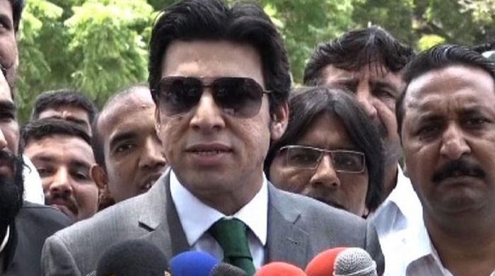 دہری شہریت: نااہلی کی درخواست پر فیصل واوڈا کو نوٹس جاری