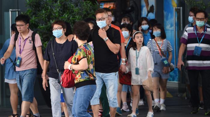 چین: چار پاکستانی طلبہ میں کورونا وائرس کی تصدیق