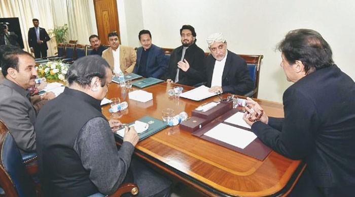 وزیراعظم سے بلوچستان نیشنل پارٹی کی رفاقت
