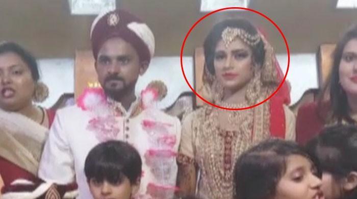 افشاں نے زبردستی شادی کرائی، شوہر نے بلیچ پلایا: اقراء کا پولیس کو آخری بیان