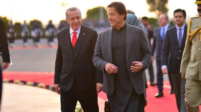 اردوان اور پاکستان