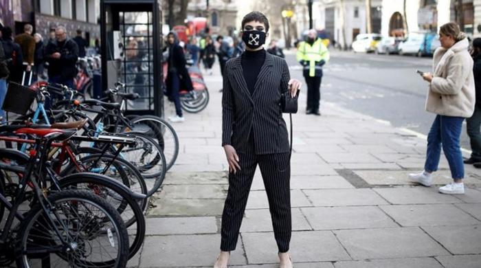 کورونا وائرس سے لندن فیشن ویک 2020 بھی متاثر