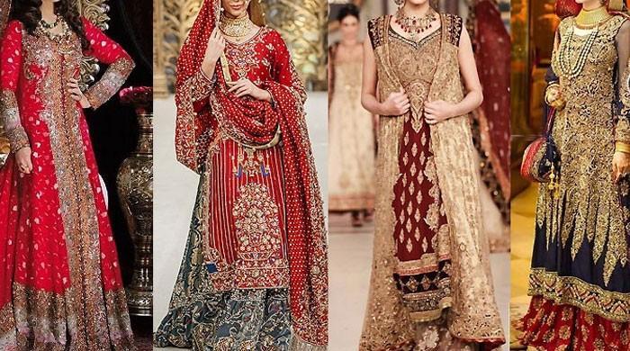 لاکھوں روپے کے عروسی جوڑے بنا کر بھی ٹیکس نہ دینے والے ڈیزائنرز کی شامت آگئی