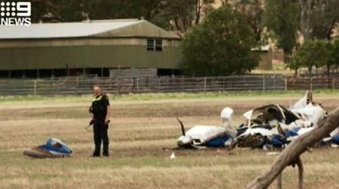 آسٹریلیا میں دو طیارے فضا میں ٹکراگئے، تمام افراد جاں بحق
