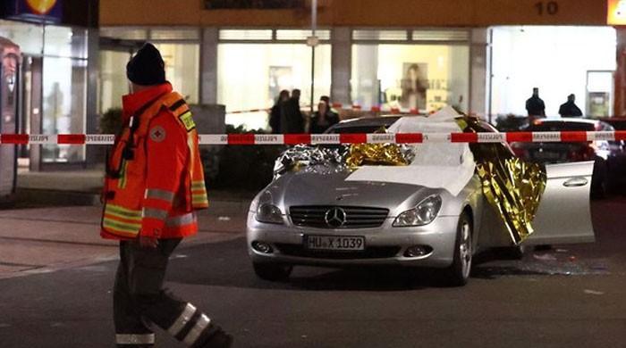 جرمنی میں فائرنگ سے ہلاک افراد کی تعداد 9 ہو گئی