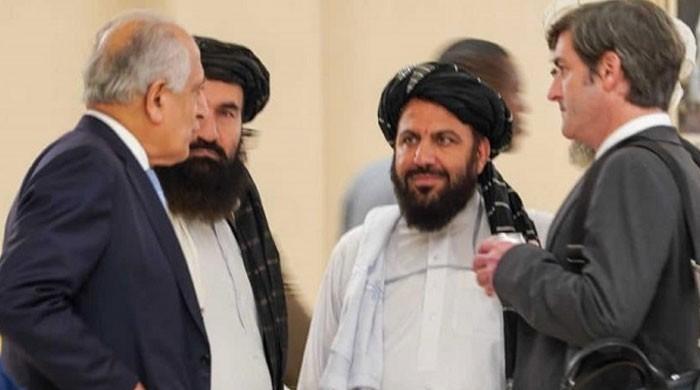 امریکا طالبان امن معاہدے پر دستخط فروری کے آخر تک متوقع