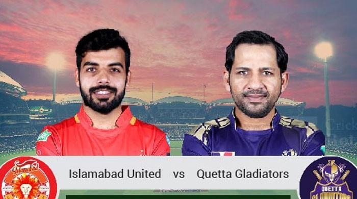 دفاعی چیمپئن کوئٹہ اور اسلام آباد افتتاحی میچ میں ٹکرانے کو تیار