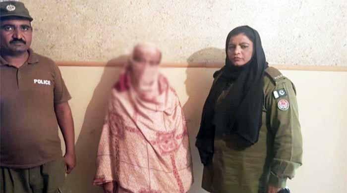 شوہر کو قتل کرنے والی بیوی 19 سال بعد گرفتار