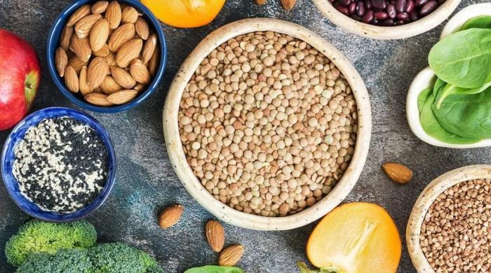 دودھ اور گوشت کے علاوہ پروٹین سے بھرپور غذائیں