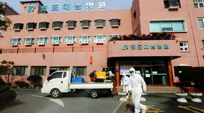 چین کے بعد جنوبی کوریا میں کورونا وائرس تیزی سے پھیلنے لگا